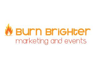 Burn Brighter Marketing Logo